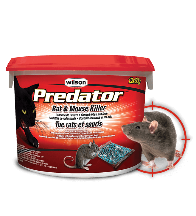 PREDATOR® Rat & Mouse Pellets